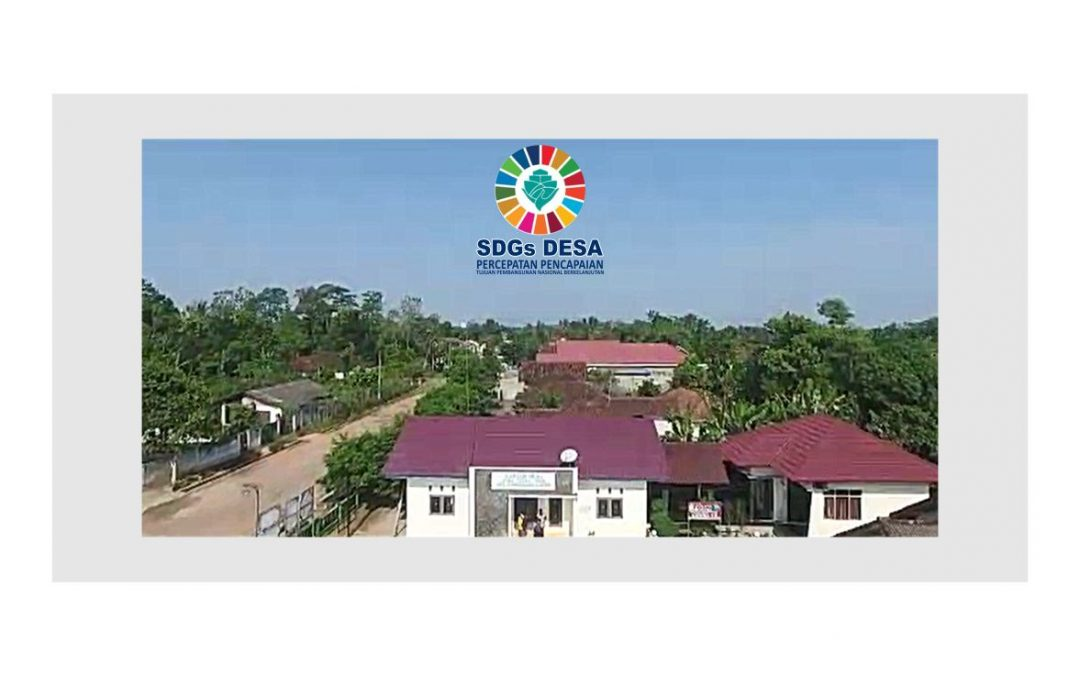Pembangunan keberlanjutan melalui SDGs desa