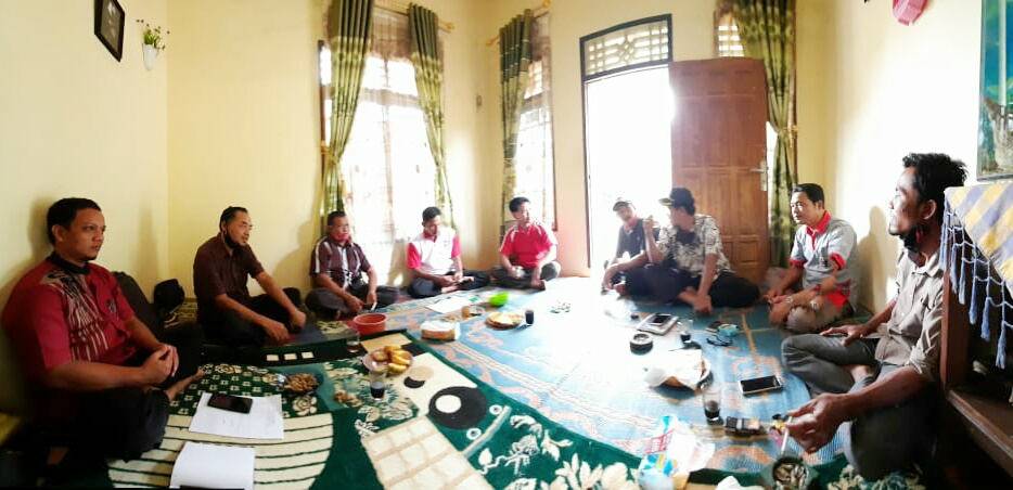 Forum Sekdes Purbolinggo Bahas Tata Kelola Administrasi Desa