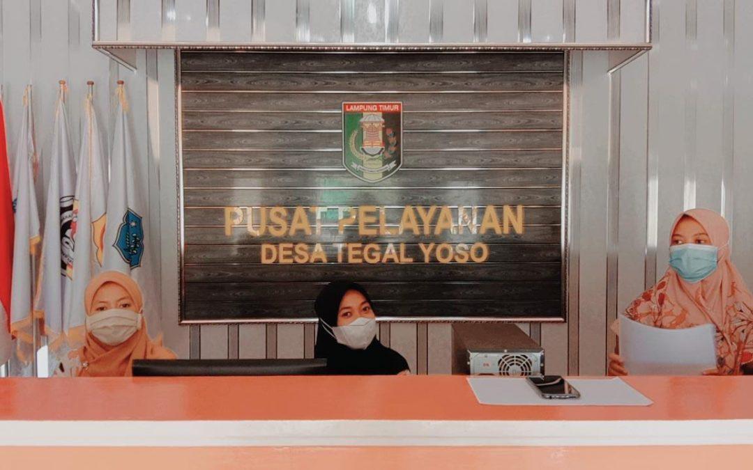 Tim Smartvillage Tegal Yoso Rekrut 2 Tenaga Admin Pusat Pelayanan