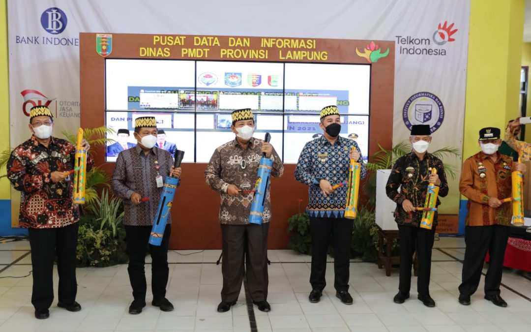 Launching Smart Village Lampung