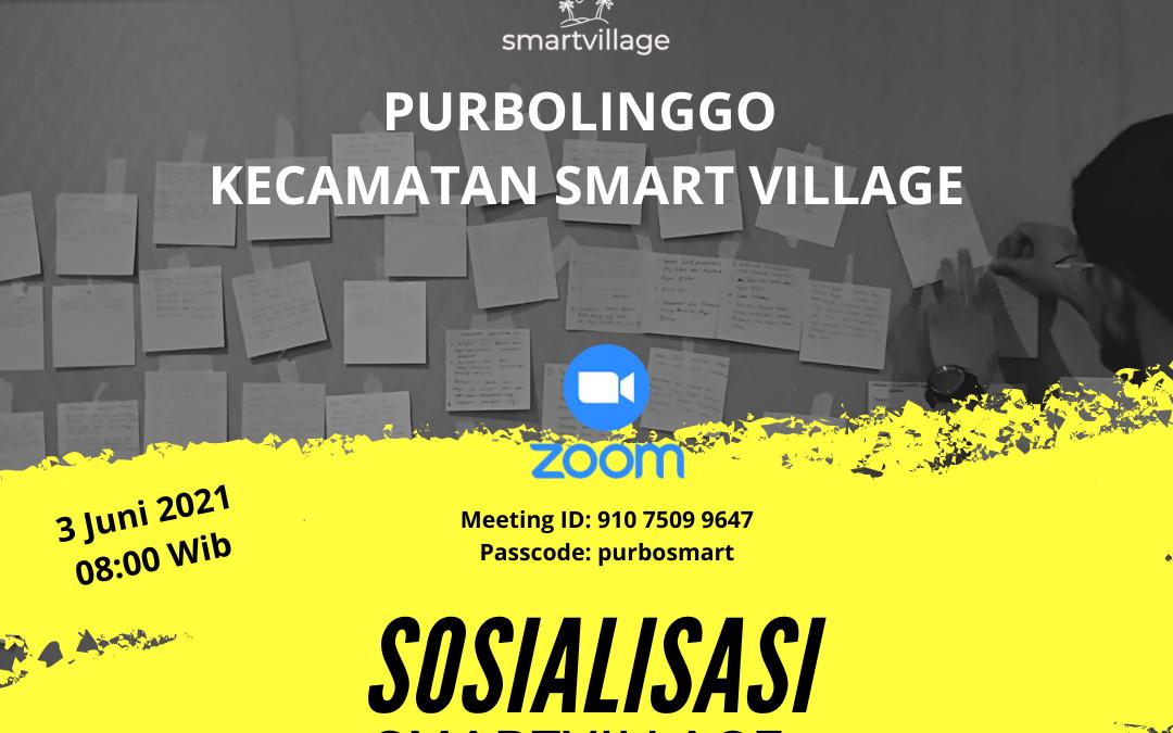 Sosialisasi Program Smart Village